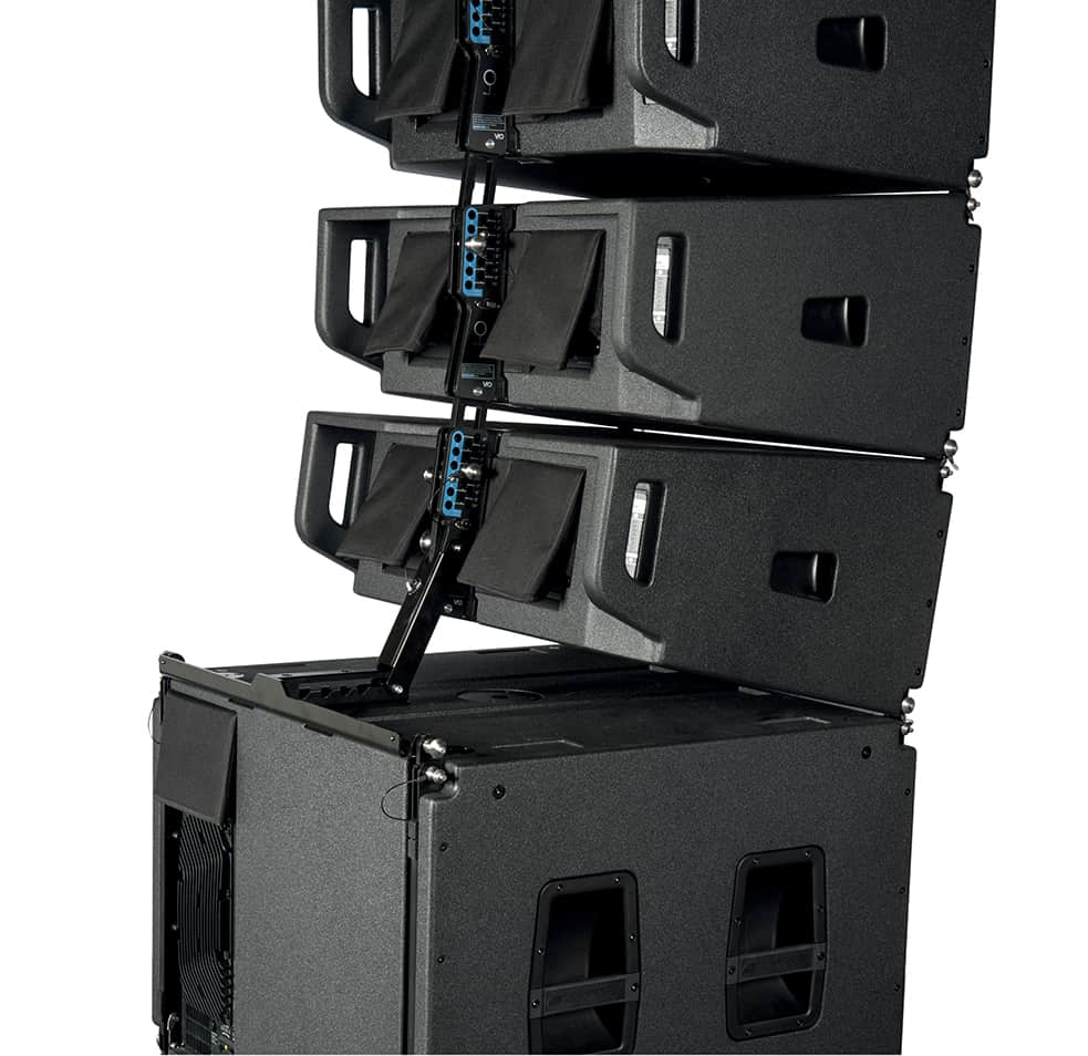 RCF / db Technologies Line Array